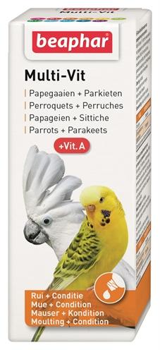 Beaphar multivitamine papegaai