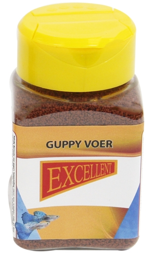 Excellent Guppyvoer 100ML