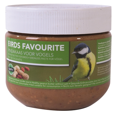 Vogelsnack pot pindakaas