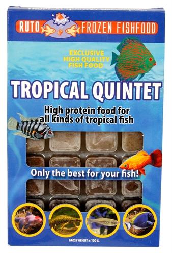 Ruto Blue Label Tropical Quintet 2,5 Kg
