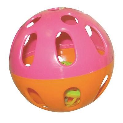 Happy pet speelbal knaagdier plastic assorti