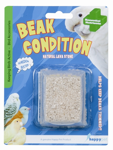Happy pet beak conditioner