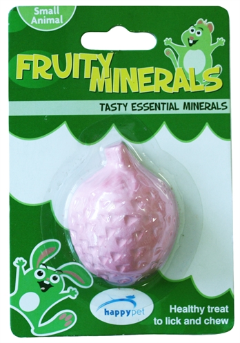 Happy pet fruity mineral aardbei