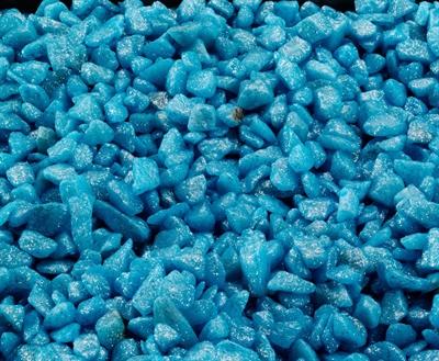 Afbeelding van Aquadella glamour steen indian blauw