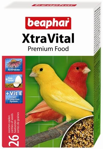 Volledig diervoerder voor kanaries.xtravital kanarievoer si een zeer smaakvol en uitgebalanceerd premium ...
