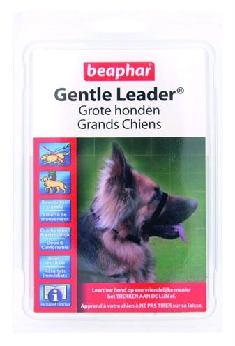 Beaphar Gentle leader Verstelbaar Zwart Maat L
