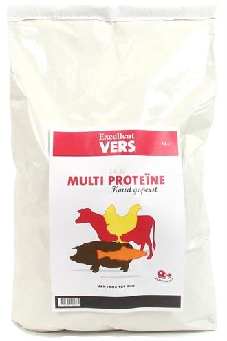 Excellent vers geperste brok Multi Proteine 12 Kg