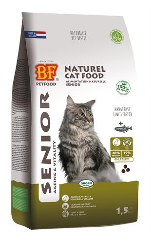 Biofood Cat Senior Ageing&Souplesse 1,5 Kg