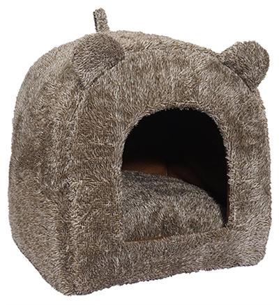 Rosewood kattenmand iglo teddy bruin
