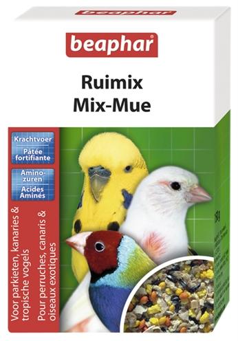 Aanvullend diervoeder voor parkieten, kanaries en tropische vogels.beaphar ruimix zorgt voor een snelle en ...