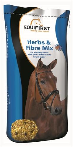 Equifirst herbs&fibre mix