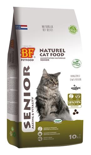Biofood premium quality kat senior ageing