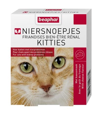 Beaphar 75 st kitties niersnoep