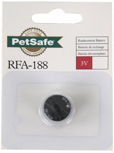 Petsafe blafband batterij voor nano kleine hond