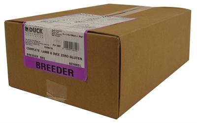 Afbeelding Duck Lam/rijst Compleet Breeder 8 Kg
