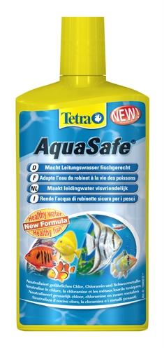 Afbeelding Tetra aquasafe plus waterverbetering