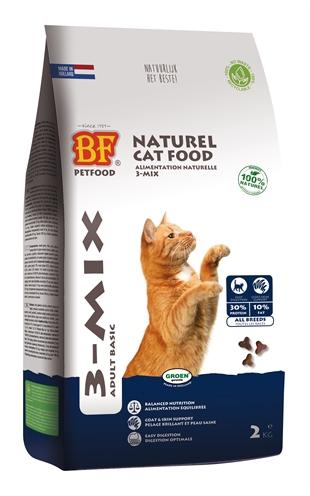 Biofood kattenvoeding kat 3-mix