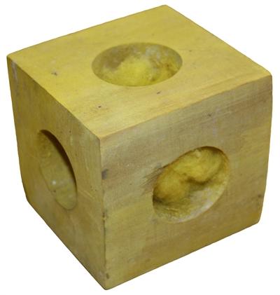 Happy pet knaaghout cube