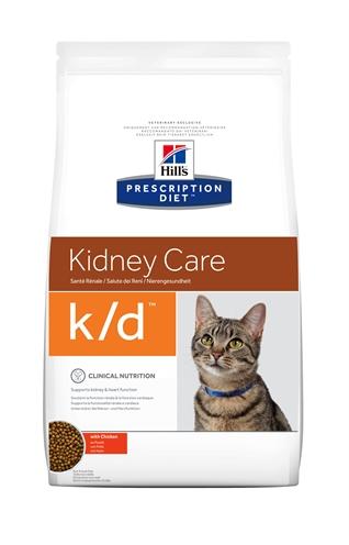 Hill's Feline K/d Nier 5 Kg