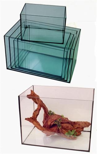 Aquarium Kit Zwart