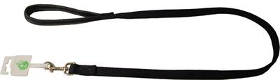 Nylon lijn dubbel softprotection zwart