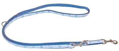 Nylon trainingslijn delftsblauw
