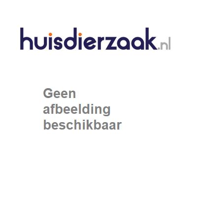 Hondenhalsband nappa met strass turquoise / grijs 30X1.4CM